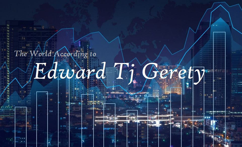 The World According to Edward Tj Gerety III